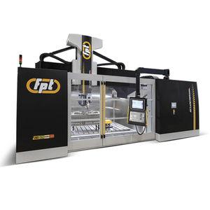 fresadora CNC 5 ejes