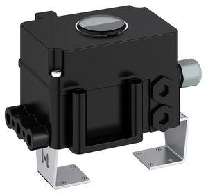 posicionador electroneumático / analógico / para actuador