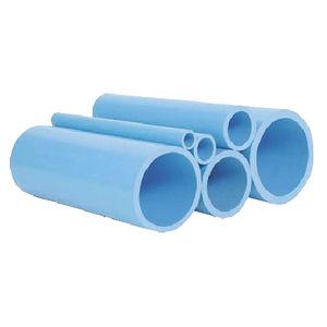tubería rígida para aire comprimido / para red de aire comprimido / para vacío / de PVC