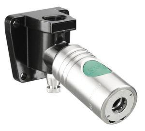 racor push-to-lock / recto / neumático / inoxidable