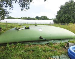 cisterna y cuba de almacenaje / de transporte / de agua / de tejido