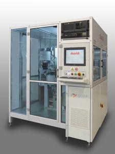 máquina clasificadora por láser