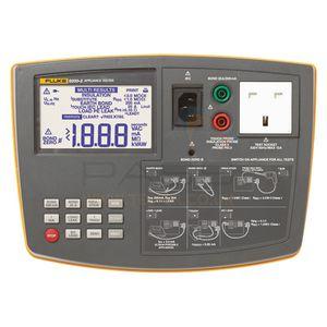 comprobador de resistencia de tierra / de seguridad eléctrica / de aparato portátil / digital