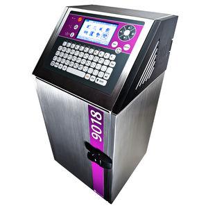 máquina de marcado por chorro de tinta continuo
