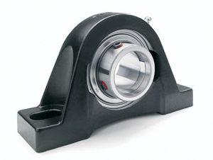soporte con rodamiento empotrado / autoalineante / monobloque / con rodamiento de bolas