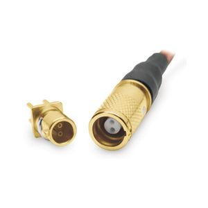 conector micro / de datos / coaxial / twinaxial