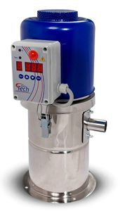 cargador de tolva monofásico / para granulado de plástico