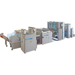 máquina para fabricar bolsas de papel