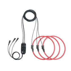 sensor de corriente en lazo cerrado / de pinza / trifásico