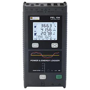 registrador de datos de potencia