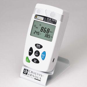 instrumento de medición de la calidad del aire de interior