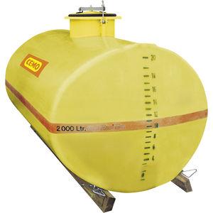 cisterna y cuba de almacenamiento de agua / de transporte / de agua / de poliéster