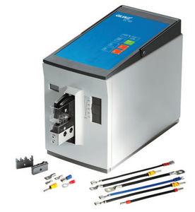 engastadora de conectores / semiautomática