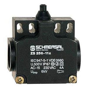 interruptor de posición con función de seguridad / con émbolo
