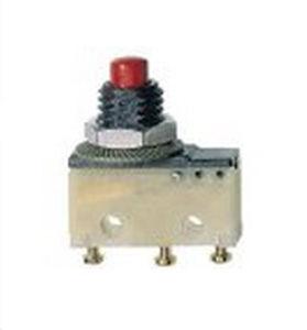 microrruptor táctil / multipolar / electromecánico / de corte