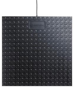 alfombra sensible de seguridad / antideslizante / de poliuretano / modular