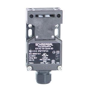 interruptor multipolar / con actuador separado / aislamiento doble / de termoplástico