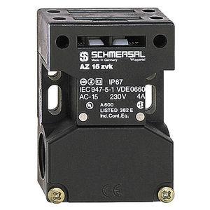 interruptor sensitivo / unipolar / de baja tensión / aislamiento doble