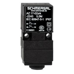 interruptor sensitivo / multipolar / aislamiento doble / de termoplástico