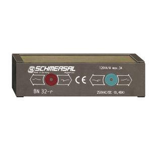 interruptor de proximidad reed / rectangular / IP67 / analógico