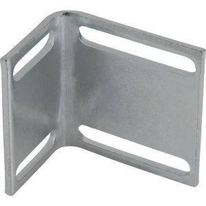 escuadra de fijación / 90° / fija / de acero