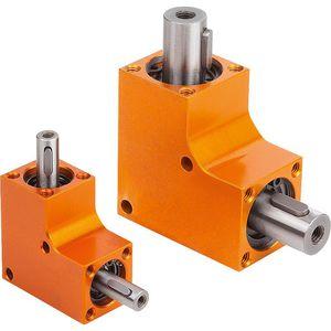 reductor de engranajes cónicos / perpendicular / 1 - 5 Nm / 5 - 10 Nm