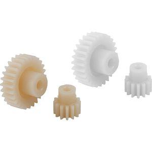 engranaje recto / de dientes rectos / de plástico / para aplicaciones industriales