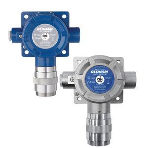 detector de gas combustible / de gas tóxico / de oxígeno / de gas