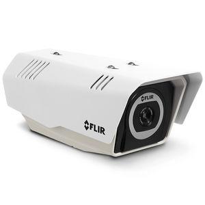cámara para la detección de incendio