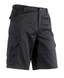 pantalón corto de trabajo / impermeable / de poliéster / de algodón