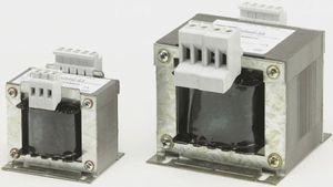 transformador de aislamiento / encapsulado / de seguridad / de control