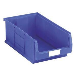 caja de almacenaje a la vista de polipropileno