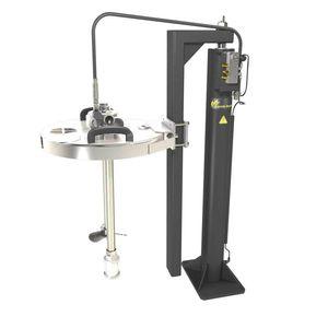 mezcladora de turbina / de pintura / compacta / de acero inoxidable