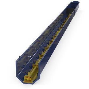 transportador de cinta de charnela