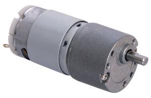 motorreductor DC / de engranaje de dientes rectos / de ejes paralelos