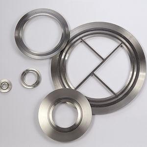 junta tórica / redonda / de acero inoxidable / de grafito expandido
