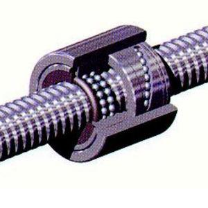 husillo de bolas de acero inoxidable / de precisión / rectificado / en miniatura