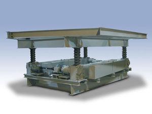 elevador de plataforma / mecánico / electromecánico / motorizado