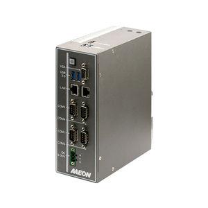 PC sin ventilador / embarcado / Intel® Celeron™ 3955U / Intel® Core™ i3-6100U
