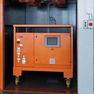 detector de fugas de gas / a presión / de vacío / para tubería de gas