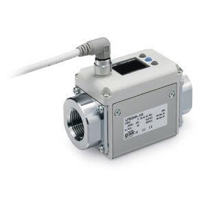 controlador de caudal magnético