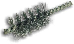 cepillo cilíndrico espiral / de limpieza / de acabado / de desbastado