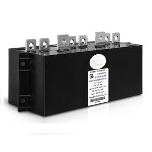 condensador eléctrico de alisado de CC
