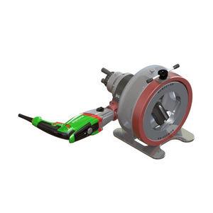 achaflanadora escariadora / eléctrica / portátil / orbital
