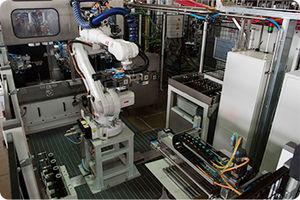máquina de templado de inducción