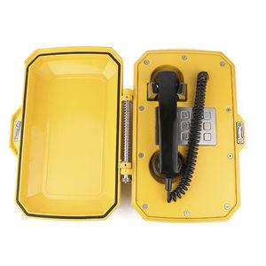 teléfono estanco / analógico / SIP / PoE
