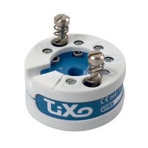 convertidor de temperatura / 4-20 mA / universal / para sensor RTD