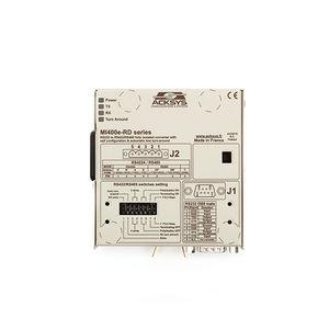 convertidor/aislador totalmente aislado / RS232 / RS-485 / RS422