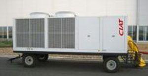unidad de climatización de exterior