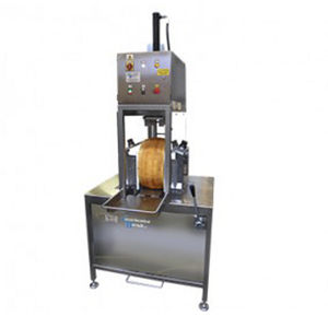 máquina descortezadora de quesos automática